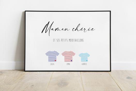 affiche_personnalisée_fête_des_mères