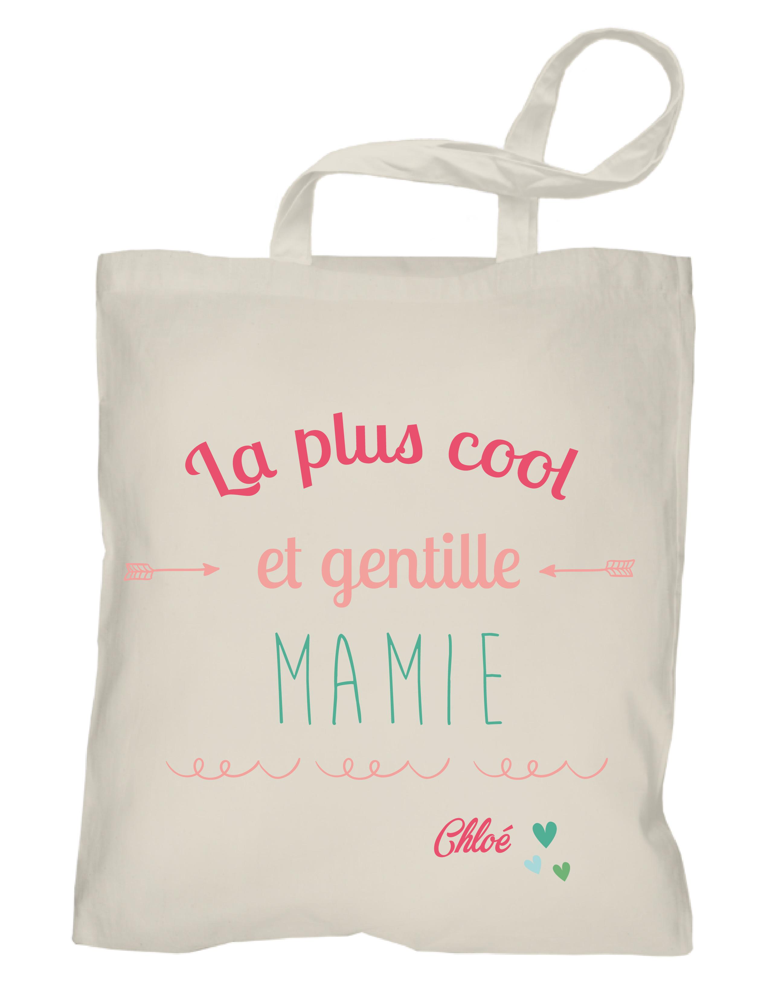 870bbc38ae794d Mamie Cool - rose personnalisé